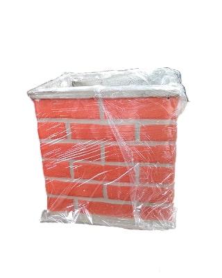 matera ladrillada cemento N01